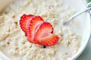 Strawberries-and-Oatmeal