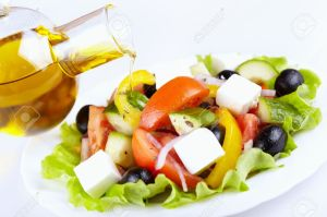 Vegetable-salad-with-cheese-and-olive-oil-